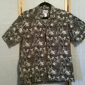 Hawaii Men's Hawaiian Shirt